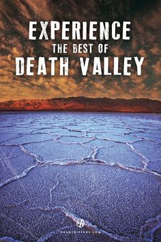 Weird phenomena occurs at Death Valley National Park. Investigate it yourself!  #GeorgeTupak