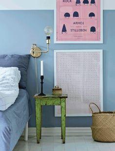 design attractor: Charming Scandinavian Home
