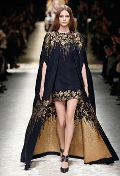 Blumarine Fall Winter 2014/2015 Fashion Show Collection #mfw