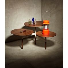 BLU DOT Lily Pad Coffee Table (Whimsical silhouette.)