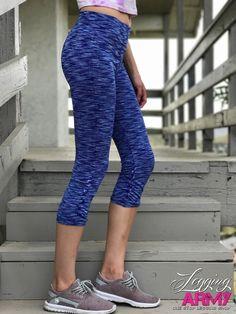 Never Blue Leggings active wear! #affiliate