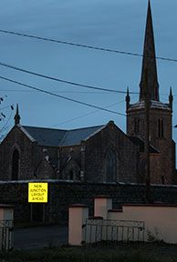 Church in Banagher