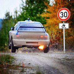 Subaru WRX STi WRC