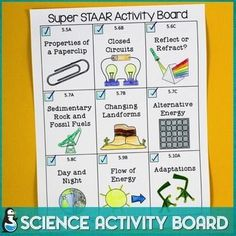 Earth and space printables staar test worksheets and space printables 5th grade science staar activity board ibookread Read Online