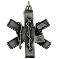 Emergency Medical Technician (EMT) Antique Pewter Finished with Split Keyring and Chain EMT keychain Satin antique pewter finished keychain Size: inch Ems Tattoos, Emergency Medical Technician, Emergency Care, Medical Design, Medical Field, Antique Pewter, Paramedics, Paramedic Quotes, Awards
