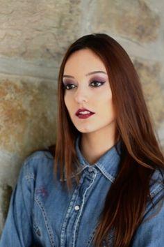 Make-up: Andrea Agüeros Make-up  Modelo: Gabriela Pangea  #makeup