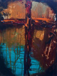 Original Cross Painting IMG_1940.JPG – traceegentrymatthews.com ONLINE SHOP
