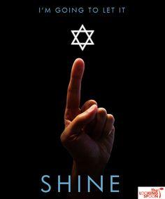 Let Israel's light shine