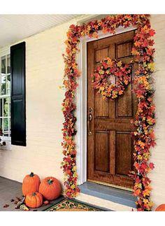 Vendégköszöntő dekorációk őszi hangulatban | Otthon-stílus | Női Portál