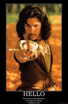 The Princess Bride!! love this movie!