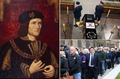 Richard III reburial: Mourners had to be banned from taking selfies with the monarch's coffin - Mirror Online
