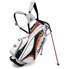 Land Rover Taylor Made Golf Bag #LandRoverPalmBeach #LandRover #RangeRover http://www.landroverpalmbeach.com/