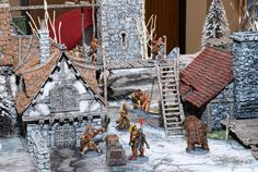 #Frostgrave in action