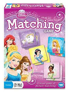 Disney Princess Matching Game >>> For more information, visit image link. Note:It is Affiliate Link to Amazon.