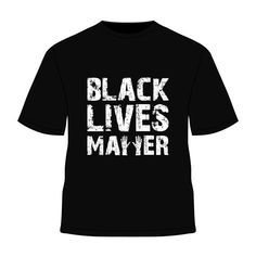 Black Lives Matter T-Shirt by SoulSeed Tees:  African American T-shirts