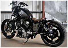 "'91 Yamaha XV 1100 - ""No. 13"""