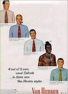 Community Post: Racism In 30 Vintage Ads = I find it hard to understand how this was ever acceptable.