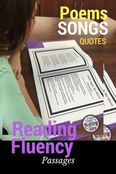 Reading Fluency Passages for Upper Grades Packet #1 is a collection of poems, songs, quotes, and speeches that teach about America��s history as students focus on reading fluency. Common Core Anchor Reading Standards posters can also be used to remind stud