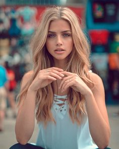 All our Marina Laswick Pictures, Full Sized in an Infinite Scroll. Marina Laswick has an average Hotness Rating of between (based on their top 20 pictures) Beauté Blonde, Blonde Women, Blonde Beauty, Hair Beauty, Beautiful Eyes, Gorgeous Women, Girl Photography, Fashion Photography, Photography Ideas