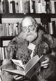 Edward Gorey reads.