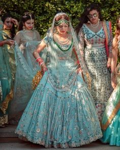 Are you looking for trendy pastel bridal lehenga inspiration? Check out the best pastel lehenga designs and trending colours for 2020 wedding season!