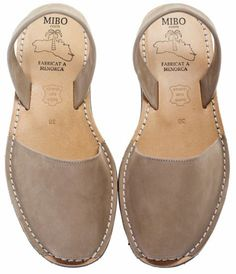 2f3ebd33bd0e Avarca Sandal Classic Style in Taupe by Mibo Womens Flip Flops