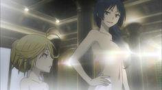 Akio Fudo & Mira Yamana - Trinity Seven Trinity Seven, Anime Comics, Art, Art Background, Kunst, Gcse Art