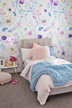 Girls room Styled by @TaraDixon /No Cake For Breakfast