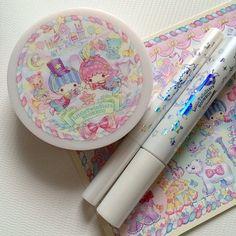【2014】★Foundation, Eyeliner, Mascara ★各¥1,280 ★ #Econeco #LittleTwinStars