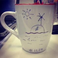 Ninguém é uma ilha, relacionar-se é preciso. diariodebordo.net.br #café #cafeína #ilha #lost #sozinho #alone #sea #underthesea #precisodeti #deus #amor #humanos #pessoas #euevc