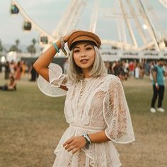 Have you guys checked out my festival vlog? Uploaded a new video yesterday on my channel. Also doing a quick with this 30 piece Lancôme lip gloss set! Festival Outfits, Festival Clothing, Lip Gloss Set, American Made, Coachella, Chokers, Hipster, Wanderlust Festival, Guys