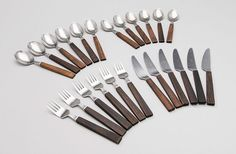 Bertel Gardberg - taiteilija aterinten takana - Antiikki & Design Cutlery, Nostalgia, Objects, House Design, Tableware, Historia, Dinnerware, Flatware, Tablewares