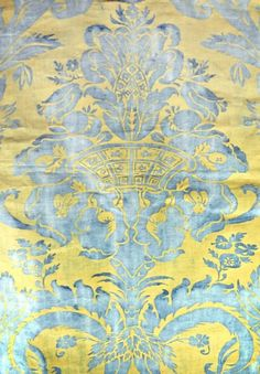 Sale Fortuny fabric vintage 1920s Olympia pattern