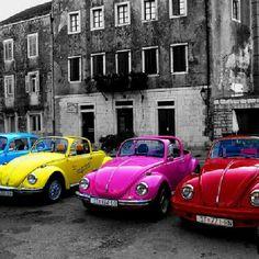 trendy old cars volkswagen fun Vw Bus, Auto Volkswagen, Splash Photography, Car Photography, Black And White Photography, Animal Photography, Contrast Photography, People Photography, Abstract Photography