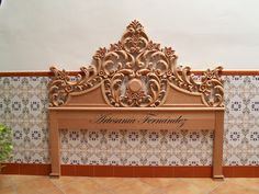 Classic Furniture, Antique Furniture, Single Main Door Designs, Ceiling Rose, Bed Design, Wood Carving, Wood Crafts, Buffet, Woodworking