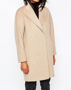 Image 3 of Whistles Drawn Cocoon Coat