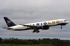 Boeing 757 cargueiro da VarigLog (foto: http://runway15.blogspot.com.br/)