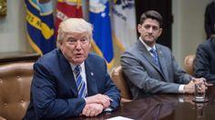 Paul Ryan's latest line in the sand on Trump? Firing Mueller