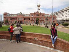 Casa Rosada. #BuenosAires #Argentina