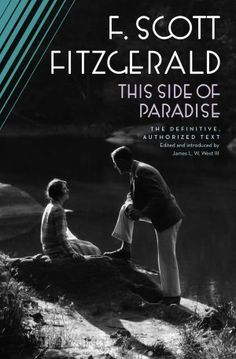 This Side of Paradise // Why have I bought all of these Fitzgerald books why *too preppy for me* but I'll list it on my fall reading list, definitely. This was his first novel.