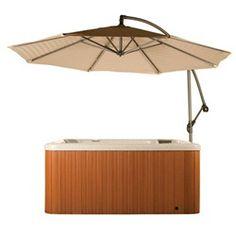Cover Valet Spa Side Umbrella - 3 colors
