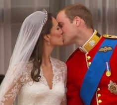 Their kiss is far more real compared to Charles and Diana's.