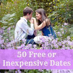 Catholic Cookie Jar: 50 Free or Inexpensive Date Ideas