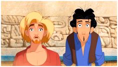 Road to El Dorado - DreamWorks