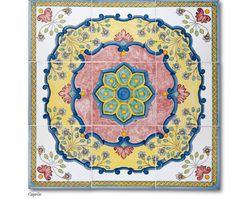 Caprile | Vietri Ceramic Group | Rosoni