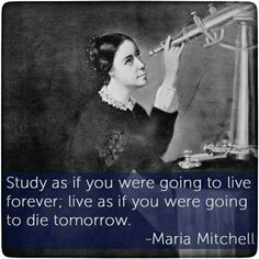 Today in Mighty Girl history, Maria Mitchell, the first professional female astronomer in America and the second woman in history to discover a comet, was born in 1818. Raised by Quaker parents who believed, contrary to the practice of the time, in giving girls the same quality of education as boys. Her father, a school principal, taught her the basics of astronomy and, at age 12, she helped him to calculate the moment of an annular eclipse.  In 1847, her discovery of a comet that became…