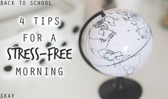 Back to school : four tips for a stress-free morning for back to school School School, Back To School, Social Web, Online Security, Life Choices, We Are The World, Instagram Tips, Stress Free, Blog Tips