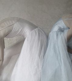lidia kochetkova and olesya yarokhina by david hamilton for soon international magazine--> composition