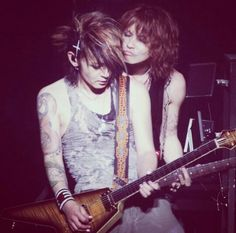 Hyde x Kaz