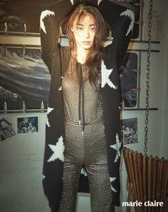 Kim Seol-hee // Marie Claire Korea